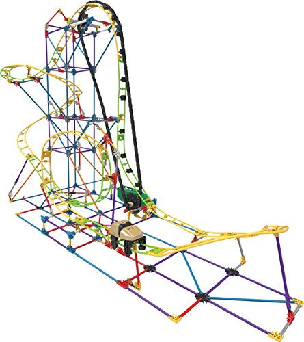 K'NEX Education ? STEM Explorations: Roller Coaster Building Set, Scientific Toys