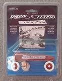 Radio Flyer Miniature Streak-O-Lite Wagon Model #3
