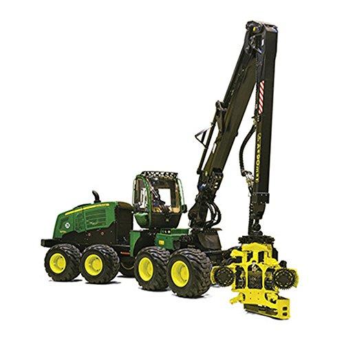 John Deere Harvester - John Deere 1/50 1270 8W Harvester Prestige