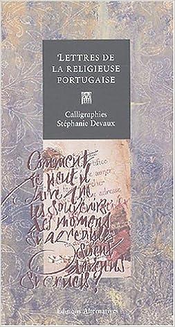 Télécharger en ligne Lettres de la religieuse portugaise pdf ebook