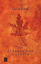 Apology for Autumn