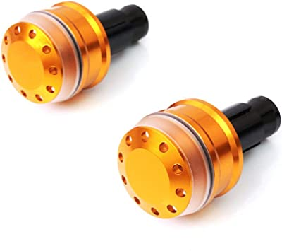CNC Billet Red Bar Ends Fit Aprilia RSV1000R Mana 850 SMV 750 RSV4 R RST 1000