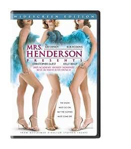 Mrs. Henderson Presents (Widescreen Edition)
