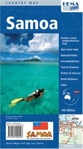Samoa (Pacific Countries)