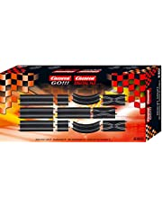 Carrera 61601 GO!!! Track Extension Set 2 Add On Parts Includes Straights, Curves, Lane Change and Narrow Sections
