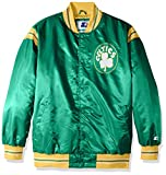 #8: STARTER NBA Men's The Enforcer Retro Satin Jacket