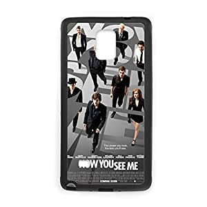 Gel Creative Phone Cases For Boy For Samsung Galaxy Note4 Printing With Now You See Me Choose Design 1