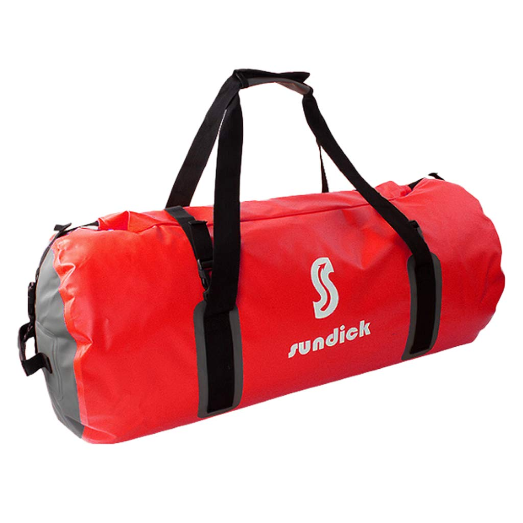 P Prettyia 1 Pieza de Bolsa Flotante para Botes Inflables de Kayak Piragua - Rojo