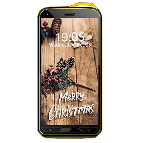 Unlocked Cell Phones V Mobile X6 Dual SIM, 5.2 inch Unlocked Smartphone, Camera 8MP, 3800 mAh Battery Smartphone…