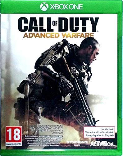 Call Of Duty: Advanced Warfare (english/arabic Box) /xbox One