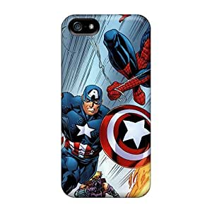 MarieFrancePitre Apple Iphone 5/5s Durable Cell-phone Hard Cover Support Personal Customs High-definition Ant Man Image [uZQ11022kVQh]