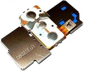 Flat botón encendido y botones volumen LG D802Optimus G2