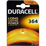 Duracell SR621SW Uhrenbatterie 364–SR60–RW3201,5V Silberoxid Akku