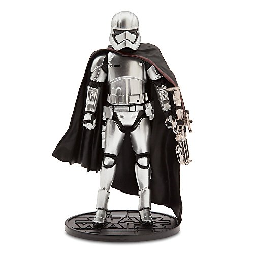Star Wars Captain Phasma Elite Series Die Cast Action Figure - Star Wars: The Last Jedi
