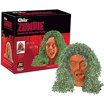 Chia Zombie - Lifeless Lisa