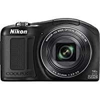 Nikon COOLPIX L620 18.1 MP CMOS Digital Camera with 14x Zoom Lens and Full 1080p HD Video (Black) (Certified Refurbished) Basic Facts Review Image