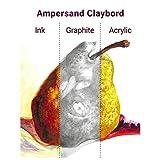 Ampersand Art Supply Wood Painting Panel: Museum