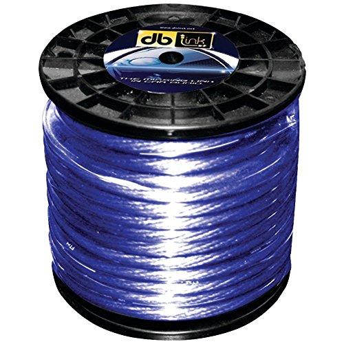 DB LINK PW0BL50Z POWER WIRE (0 GAUGE; BLUE; 50 FT)