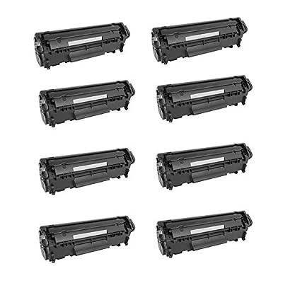 Q2612A Compatible Toner Cartridges Hewlett Packard For use in HP LaserJet 1010/1012/1015/1018/1020/1022/ 1022n/1022nw/3015/3020/3030/3050/3052/3055/ M1319f MFP/M1005 MFP CANON LBP-2900/3000?FAX-L100/L120L140/ L160?MF-4010/4120/4130/4140/4150/4270/4350/ 43