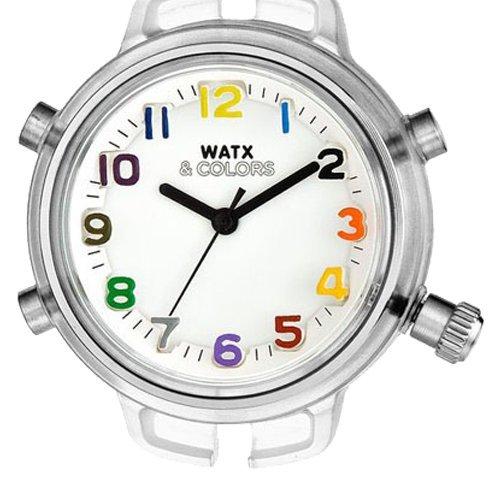 Reloj Watx Xs 38m/m Rwa1552 Mujer Blanco