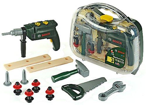 Kinder Werkzeugkoffer - Theo Klein 8416 Bosch Werkzeugkoffer, groß
