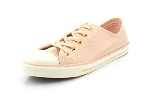 Converse Chuck Taylor All Star Womens Dusk Pink Dainty Ox Trainers-UK 3 2f014f0a0