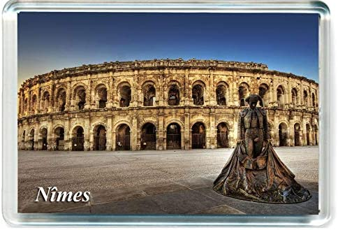 I Dream of Jeannie H219 N/îmes Aimant pour Le Frigo France Travel Fridge Magnet