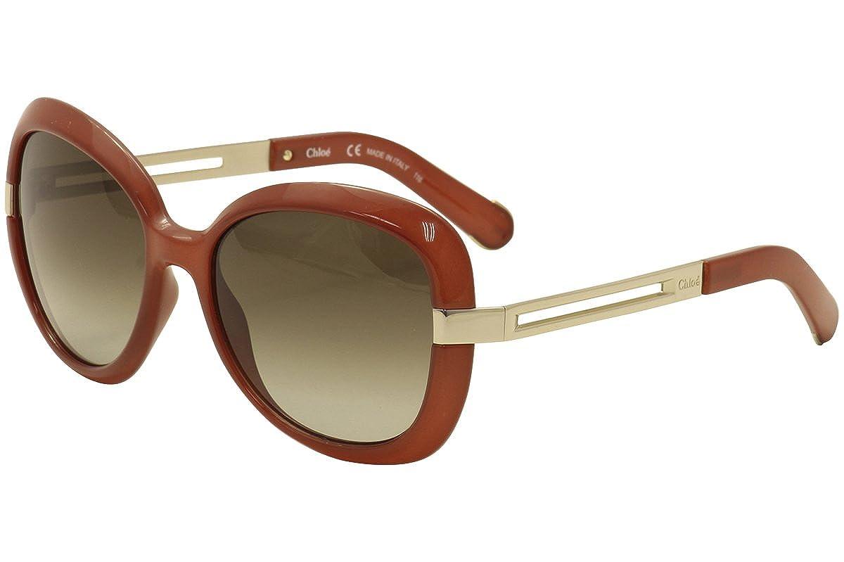 Sunglasses CHLOE CE706S 223 BURNT