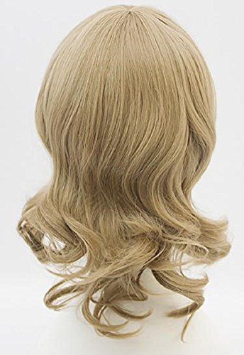 Cosplay wig wig hair NET comes with high-quality heat-resistant costume event Comiket costume school Festival men and women and for live sunshine Watanabe Yoko wind by Butterfly House (Image #3)