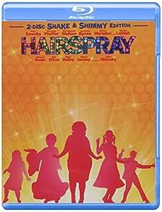 Hairspray (Two-Disc Shake & Shimmy Edition) [Blu-ray]