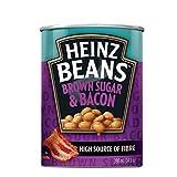 HEINZ Brown Sugar Bacon Beans, 398ml