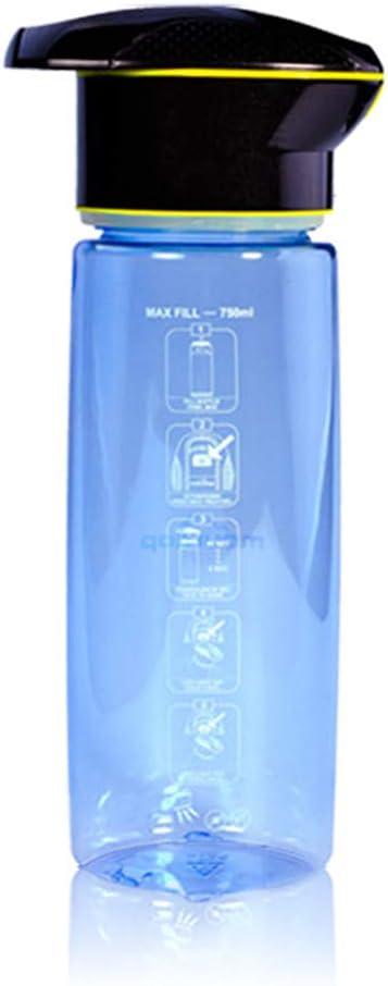 Botella de purificador de agua UV UV USB de boca ancha BPA-Botella ...