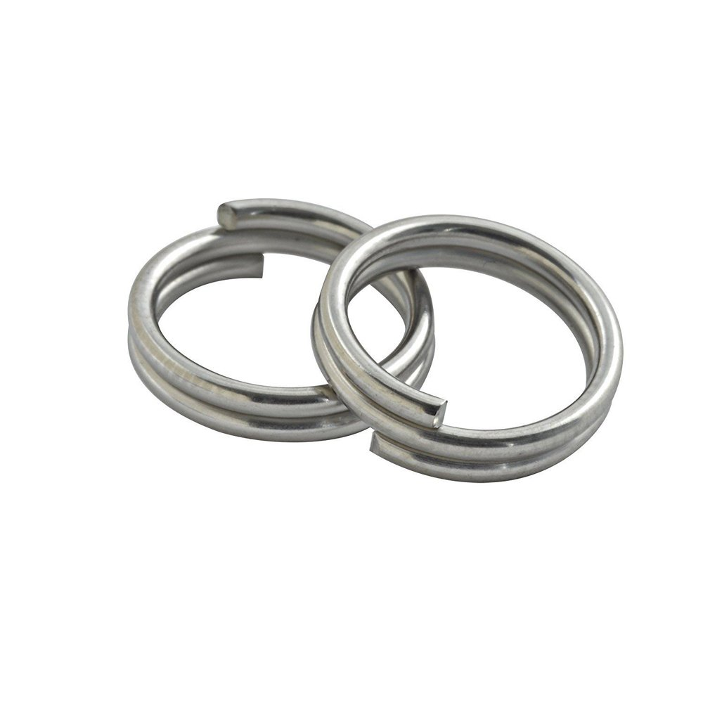 South Bend Stainless Steel Split Ring, 6
