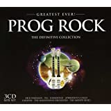 Greatest Ever Prog Rock: The Definitive Collection