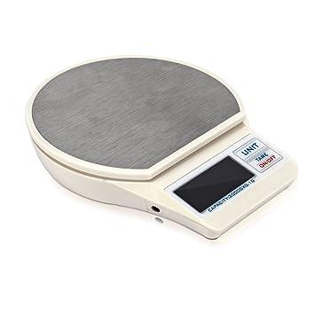 VersionTech Mini Báscula digital de cocina, Escala electrónica de alta precisión para alimentos de cocina
