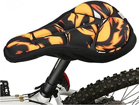 darpy (TM) nuevo ciclismo cómodo cojín absorbente suave ...