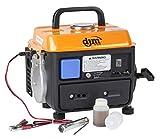 DJM Portable Compact Quiet Suitcase Boat Caravan Camping Petrol Generator 230v 13amp