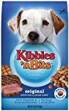 Kibbles n' Bits Original Savory Chicken and Beef, 4-Pounds (Pack of 3)
