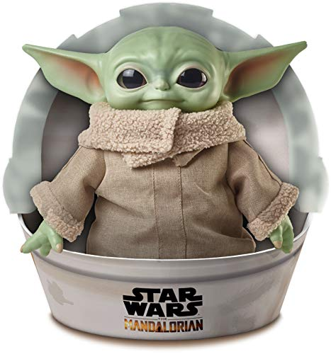 🥇 Star Wars Baby Yoda Child de la serie The Mandalorian