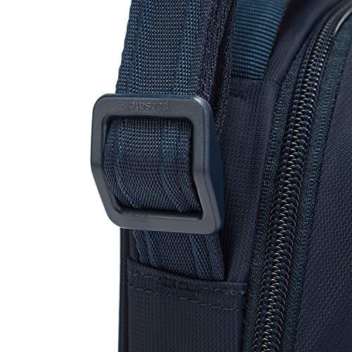 51P8jVqYVyL - Pacsafe Metrosafe Ls100 3 Liter Anti Theft Shoulder Bag - Fits 7 Inch Tablet