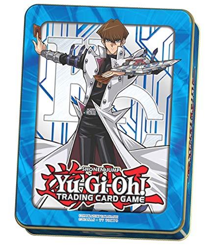 (Yu-Gi-Oh! Cards 2017 Seto Kaiba Mega Tin with Rare Trading Cards )