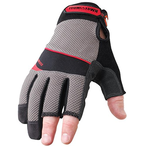 Youngstown Glove 03-3110-80-L Carpenter Plus Gloves, Large ()