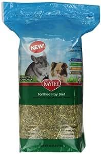 Kaytee Vitamin Hay Diet Guinea Pig, 5-Pound
