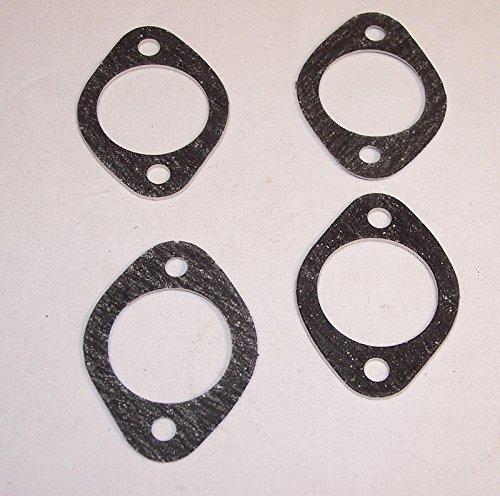 Header Flange Set (Empi 3395 Vw Exhaust Port Paper Gasket, Vw Head To 1-5/8