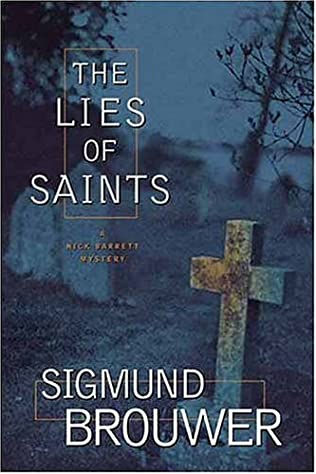 book cover of The Lies of Saints