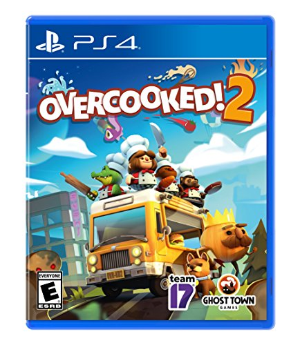 Overcooked! 2 - PlayStation 4