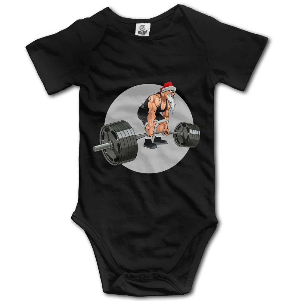 Baby Bodysuit Fitness Old Men Short Sleeves Triangle Romper Bodysuit Outfits Infant Toddler Clothes