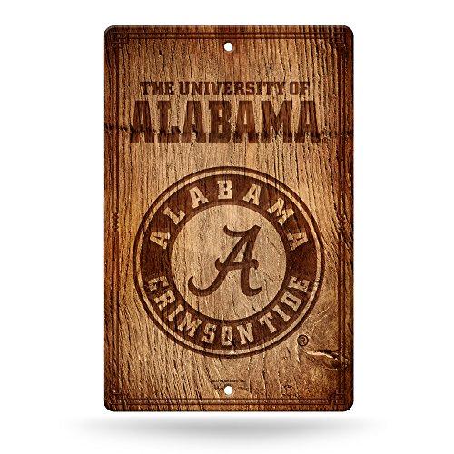 NCAA Alabama Crimson Tide Fantique Wall Sign