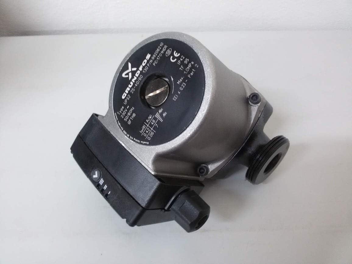 Bomba eléctrica Grundfos UPS225–40/60130