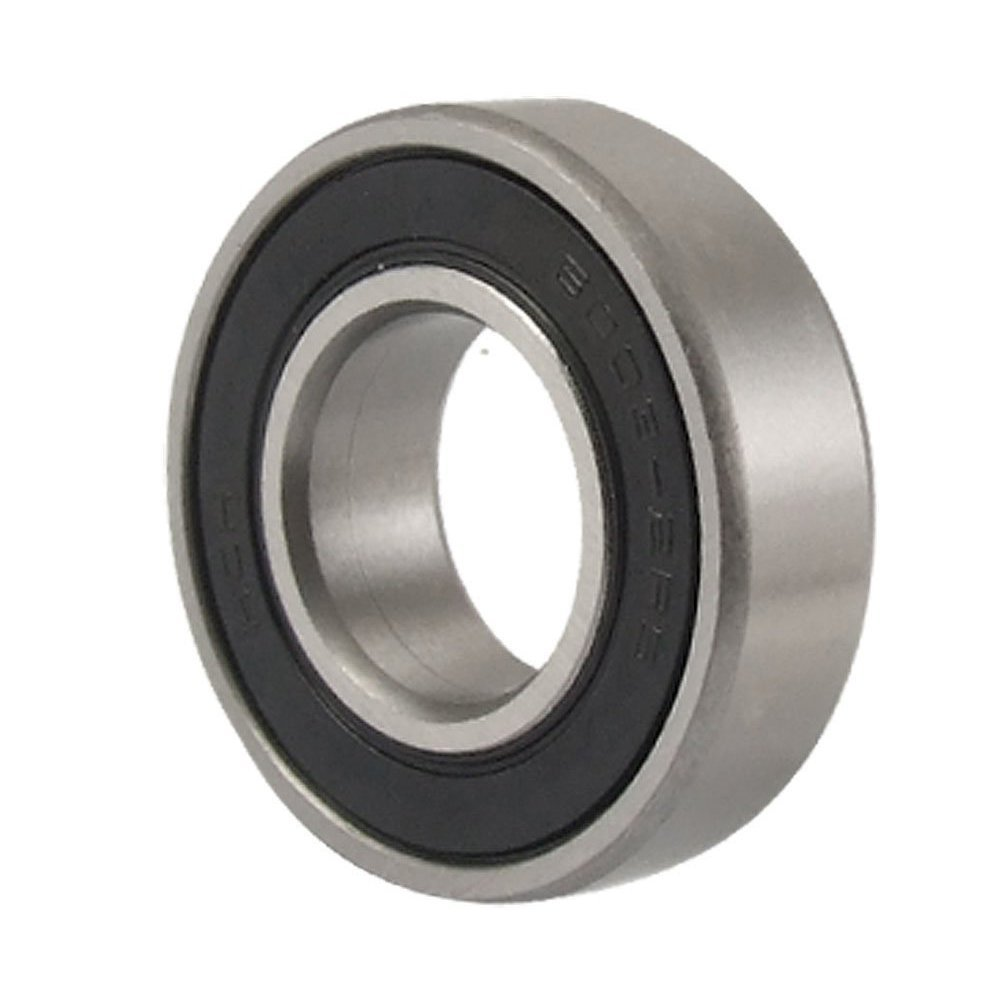 6003-2RS Ball Bearing - TOOGOO(R) 17x35x10mm 6003-2RS Replacemebt Sealed Ball Bearing New